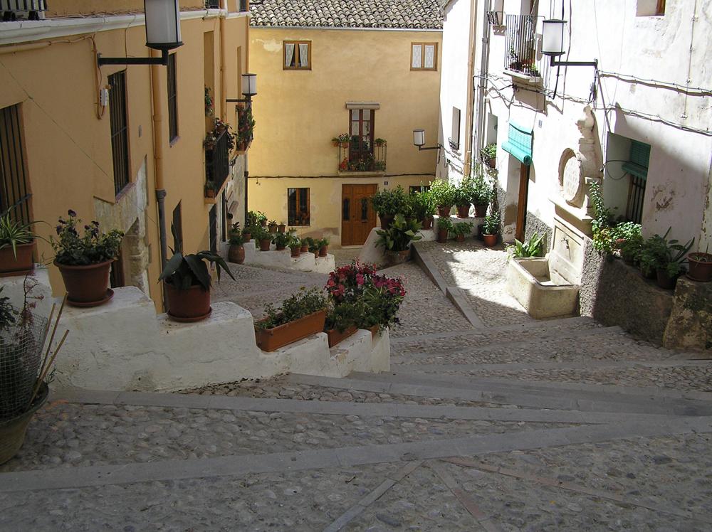 Turismo en Valencia - Bocairent