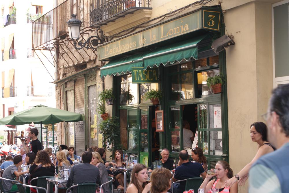 Restaurantes de valencia: la lonja