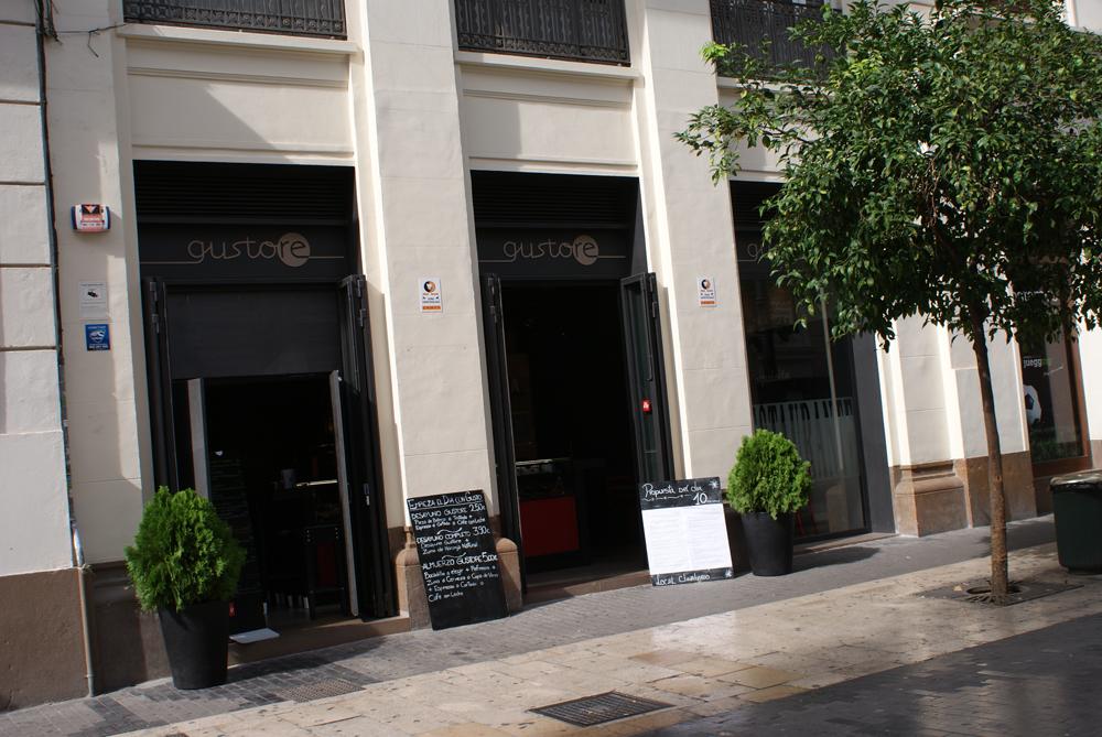 Rstaurantes de Valencia - Gustore