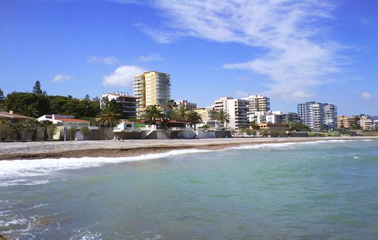 Benicassim playa els Terrers