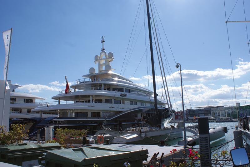 puerto de valencia para el turismo