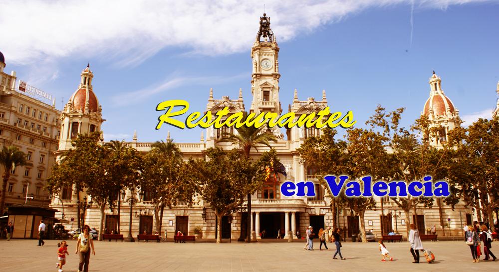 Oferta gastronómica en Valencia